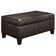 Traditional Ottomans And Cubes by Walmart