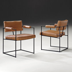 Thayer Coggin - Design Classic 1188 Dining Chairs by Milo Baughman from Thayer Coggin - Thayer Coggin Inc.