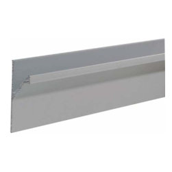 "Richelieu Hardware - Richelieu Y-Shape Aluminum Handle Profile 3/4"" Panel 3/4"" Thickness; 2 3/16"" ; L - Richelieu Y-Shape Aluminum Handle Profile 3/4"" Panel 3/4"" Thickness; 2 3/16"" ; Length 12Ft"