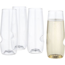Contemporary Everyday Glasses by CB2