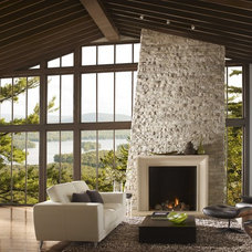 Contemporary Indoor Fireplaces Contemporary Fireplaces