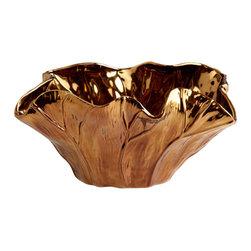 Cyan Design - Payton Bowl - Payton bowl - copper
