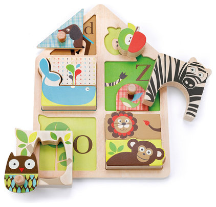 Contemporary Kids Toys And Games by SKIP HOP