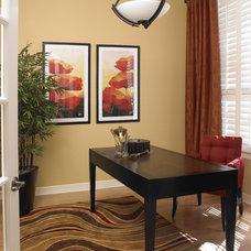Modern Home Office by Dawn Hearn Interior Design