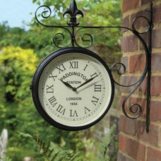 Traditional Outdoor Clocks by The Emporium Direct