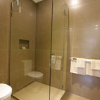 Frameless Shower Enclosures -