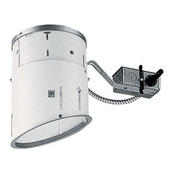 "Juno Lighting - TC926R 6"" Non IC Remodel Standard Slope Incandescent Housing - 6"" Non IC New Construction Standard Slope Incandescent Housing"