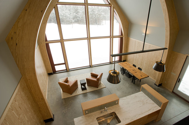 Contemporary Family Room Dennis Wedlick images