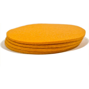 Contemporary Coasters by The Felt Store