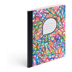 Composition Notebook, Confetti