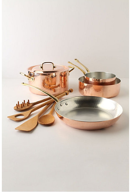 modern cookware sets by Anthropologie