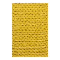 Surya - Hand Woven Fargo Wool Rug FARGO-100 - 8' x 10' - Hand crafted from 1% wool, the rugs of the Fargo Collection represent a modern design approach to floor covering, with an emphasis on color and ultra texture.