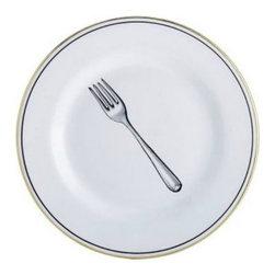 Artistica - Hand Made in Italy - Posata: Salad Plate - Posata Collection.