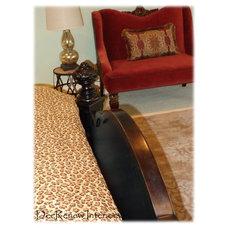 Eclectic Bedroom by DecRenew Interiors