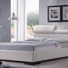 Contemporary Beds Bugatti Storage Bed