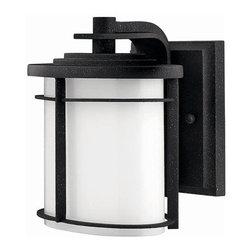 Hinkley Lighting - Hinkley Lighting | Ledgewood Mini Outdoor Wall Light - Design by Hinkley Lighting.