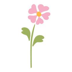 My Wonderful Walls - Flower Stencil 3 for Painting - - Flower stencil