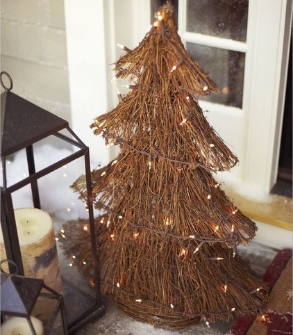 Traditional Holiday Outdoor Decorations by Pottery Barn
