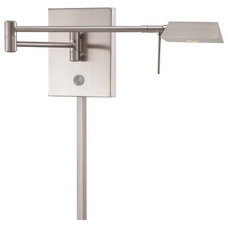 Modern Swing Arm Wall Lamps by Buildcom