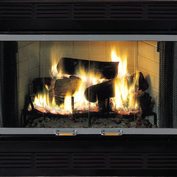 "Majestic Products - Majestic BR36 Royalton Wood-Burning Fireplace - Majestic BR36--36"" Radiant Wood Burning Fireplace"