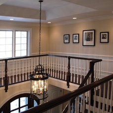 Traditional Hall by Thomas J Ryan Jr - Architect