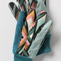 Perennial Garden Gloves - Yard work is hard enough; at least you can have cute gloves!