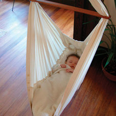 Contemporary Baby Swings And Bouncers by Nature Baby