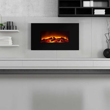 Modern Fireplaces by AvaLON Fireplace
