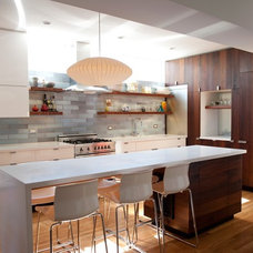 Best Reader-Submitted Kitchen Space Winner: Jan Hammock: Remodelista