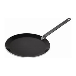 "Berghoff - Berghoff Hotel Line Non-Stick Pancake Pan 12'' - Hotel Line 12"" Non-stick pancake pan is made with durable aluminum. Long stay cool steel handle. Ferno non-stick cooking surface. Works on all cook tops, including induction."