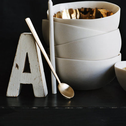 Modern Spoons by canvas