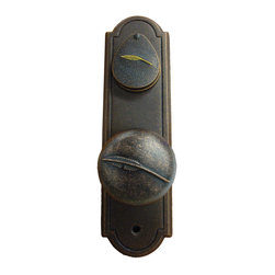 Longleaf Collection - Bob Timberlake door knob set from Longleaf Collection - Bring outdoors inspiration to your home with Bob Timberlake-licensed door hardware, available directly from Longleaf Collection (www.longleafcollection.com) or through authorized showrooms and dealers (contact MRL at 847-358-6884 to find the nearest source). All Longleaf products are made in the U.S.