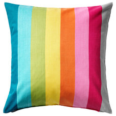 Contemporary Decorative Pillows by IKEA