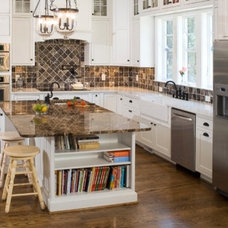 Modern Kitchen Countertops by Hiltons Flooring