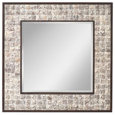 Tropical Wall Mirrors by Arcadian Home & Lighting