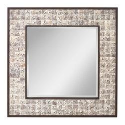 Murray Feiss - Murray Feiss Mirror X-CHWW4121RM - Murray Feiss Mirror X-CHWW4121RM