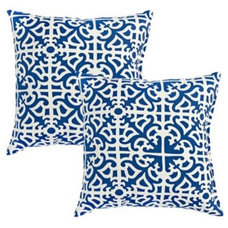 Mediterranean Outdoor Pillows by Lamps Plus