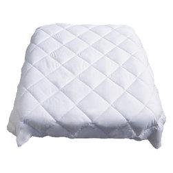 Le Vele - All Seasons White Goose Down Alternative Quilt-Comforter-Duvet Cover Filler, Twi - You will love our premier Aloe Vera goose down alternative comforter from Le Vele.