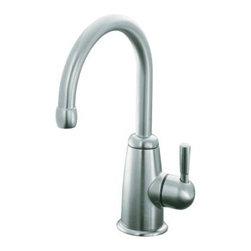 KOHLER - KOHLER K-6665-G Wellspring Beverage Faucet - KOHLER K-6665-G Wellspring Beverage Faucet in Brushed Chrome