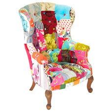 Traditional Armchairs And Accent Chairs by Curated