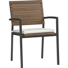 Modern Outdoor Chairs by Crate&Barrel