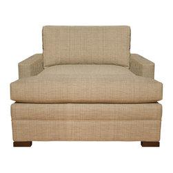 Vanguard Furniture - Vanguard Furniture Newberry Park Chair 608-CH - Vanguard Furniture Newberry Park Chair 608-CH