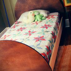 Modern Kids Beds by Modern Tots