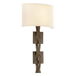 Troy Lighting - Troy Lighting B3585 Jensen 2 Light ADA Compliant Flush Mount Wall Sconce - Features: