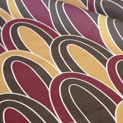 Organic Fabric - Arches - Certified Organic Cotton/Hemp blend, 8-11oz, Printed in USA
