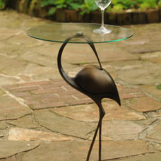 Traditional Outdoor Tables by Charleston Gardens