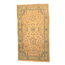 eSaleRugs - 5' 4 x 9' 5 Farahan Persian Runner Rug - SKU: 110899157 - Hand Knotted Farahan rug. Made of 100% Wool. 40-50 Years(Semi Antique).
