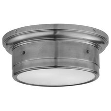 Transitional Flush-mount Ceiling Lighting by Liv Kaplan