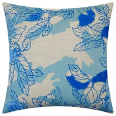 Contemporary Decorative Pillows by Zinc Door