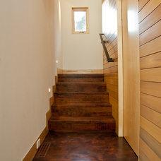 Modern Hardwood Flooring by Hardwood Designs